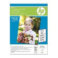 Hartie foto A4, 170 g/mp, 25 coli/top, semi-lucios, HP Everyday