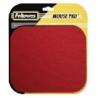 Mouse pad, rosu, FELLOWES