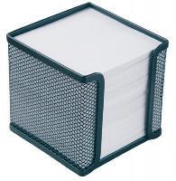 Suport din metal pt. cub din hartie, MAS 855