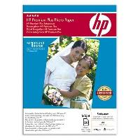 Hartie foto A4, 280 g/mp, 20 coli/top, mat-satinat, HP Premium Plus