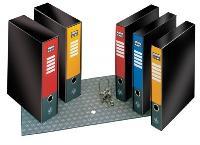 Biblioraft cartonat in cutie, 8.0cm, diferite culori, PIGNA W-UP