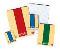 Bloc notes cu spira, A6, 60 file, matematica, PIGNA Styl