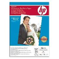 Hartie foto A4, 280 g/mp, 20 coli/top, lucios, HP Premium Plus