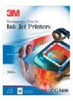 Film pt. retroproiector, A4, imprimare cu jet de cerneala, 20 buc/top, 3M CG3420